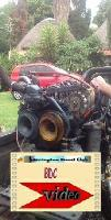 Detroit Diesel 3-53T hot run