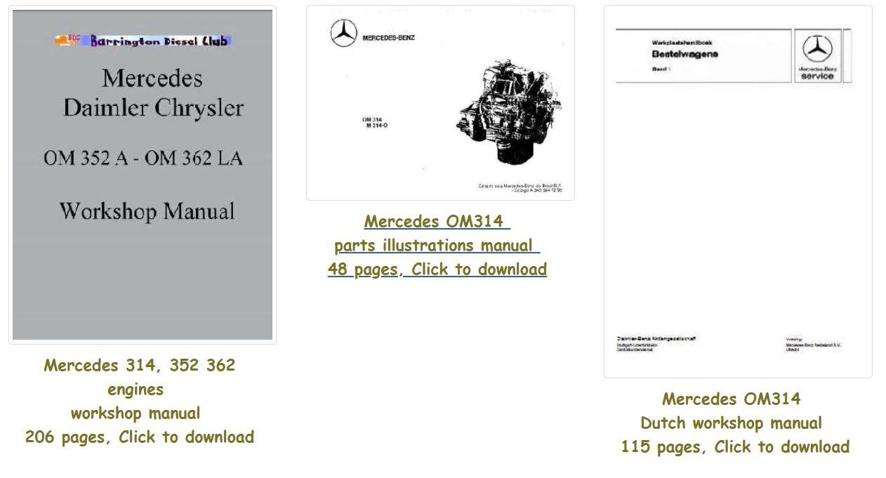 manual set 314-352