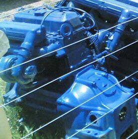 ADE 364 engine