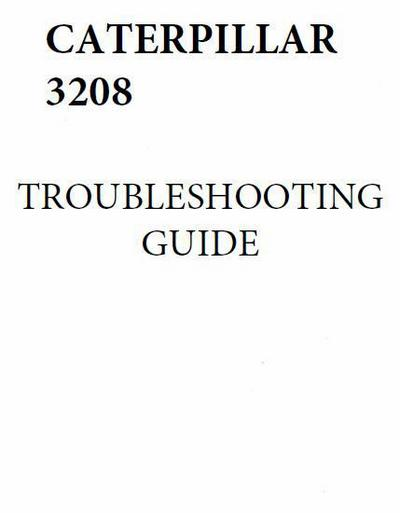 3208 troubleshooting guide