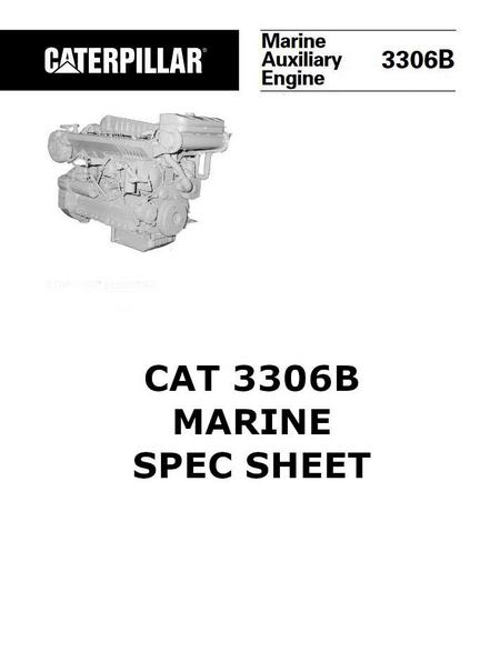 cat 3304 and 3306 workshop manual spec sheet rh barringtondieselclub co za