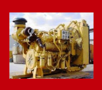 Caterpillar 3408 engine