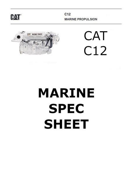 cat c10 and c12 engine specs manuals and bolt torques rh barringtondieselclub co za caterpillar c12 engine repair manual c15 cat engine service manual