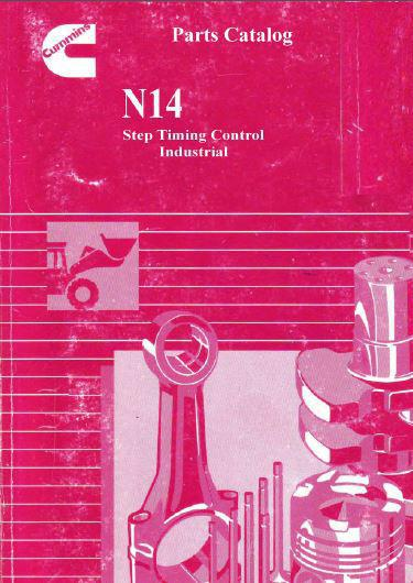cummins n14 service and repair manual