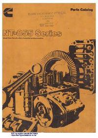 N855 Small Cam parts book