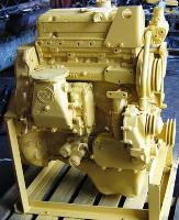 Detroit Diesel 3-53RC engine