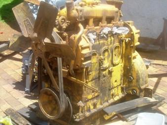 Image Detroit Diesel 3-71  engine