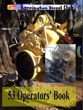 Detroit Diesel 53 series operator manual p1 of 138