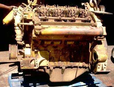 Detroit Diesel 8v-71 engine #2