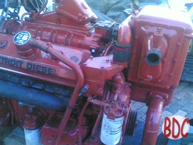 Detroit Diesel 8v-92 specs, bolt torques, workshop manual
