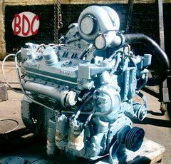 Image 6v92 turbo engine