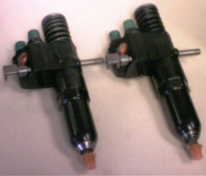 Typical N series injectors