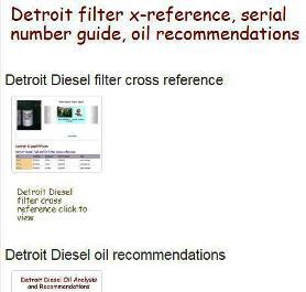 Detroit Diesel utility items snip