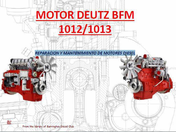 deutz bfm 1012 and 1013 specs bolt torques and manuals rh barringtondieselclub co za Deutz Engine Parts Manual Deutz Repair Manual