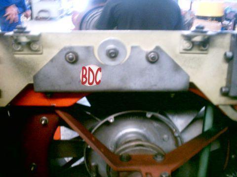 inside a Deutz 413 engine