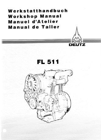 image Deutz 511 workshop manual p1