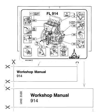 Deutz 914 workshop manual p1