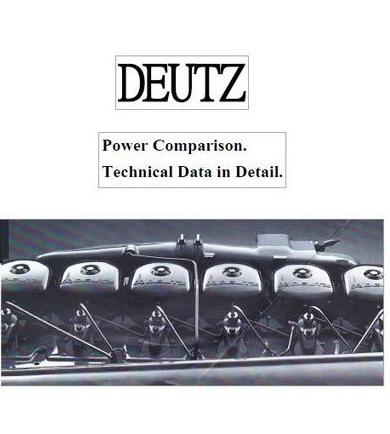 deutz power comparison data