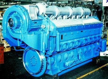 EMD 710 engine specs