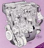 Ford 1.6, 1.8 litre diesel engine sepcs, manuals