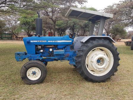 Ford 5000 tractor  - 1
