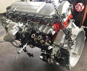 Hino J08 Engine view #2