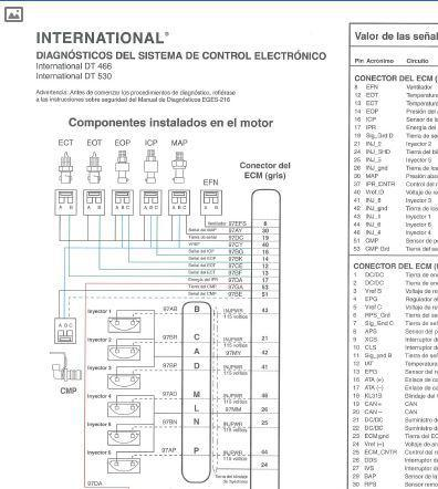 international dt466 engine oil diagram wiring diagram