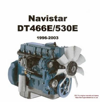 [DIAGRAM_4PO]  International, IH DT466, DT530, DT570, HT570 specs, manuals | International Dt 466 Engines Diagrams |  | Barrington Diesel Club