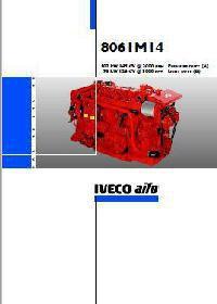 Iveco 8061 M14 spec sheet p1