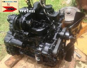 Iveco NEF engine model F4GE after restoration - 2