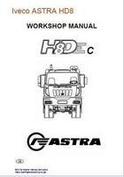 Iveco ASTRA HD8 Manual