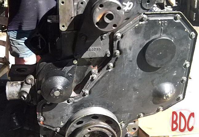 Komatsu 6D-102 Specs and manuals