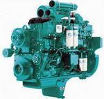 Komatsu 170 series engine
