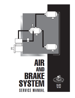 Mack Air and Brake system service manual