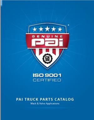 PAI Mack-Volvo Parts Catalog
