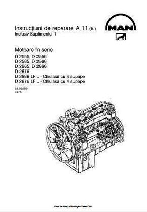 man d2866 manuals specs bolt torques rh barringtondieselclub co za Man TGA Dakar Man TGX