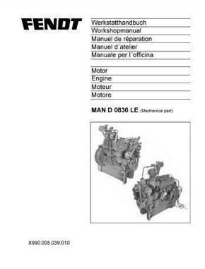 MAN D0836LE workshop manual p1