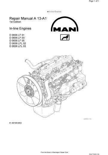 Terrific man engine diagram images best image diagram schematic man d0834 d0836le d0836lf specs bolt torques manuals fandeluxe Choice Image