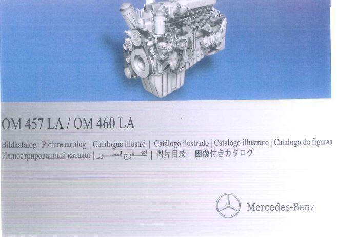 Mercedes Om457 Engine Specs Bolt Torques Manuals