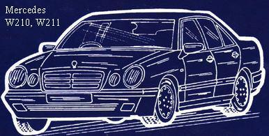 Mercedes OM460 drawing