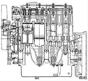 Mitsubishi 4DQ5 Manuals