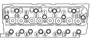 Mitsubishi Canter 4d3 Engine Specs Bolt Torques Manuals