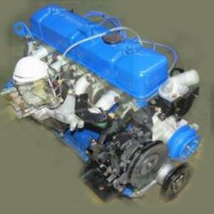 Nissan P engine manuals and specs