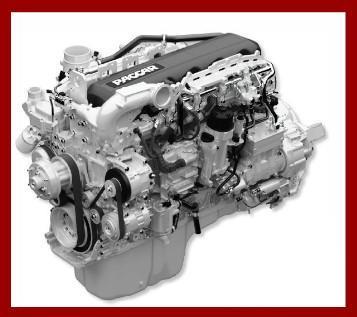 Paccar MX13 Diesel engine specs, bolt torques manuals