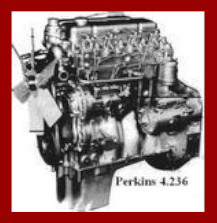 Perkins 4.236 workshop engine