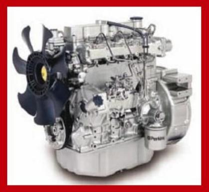PDF manuals and essential specs for Perkins 800D engines