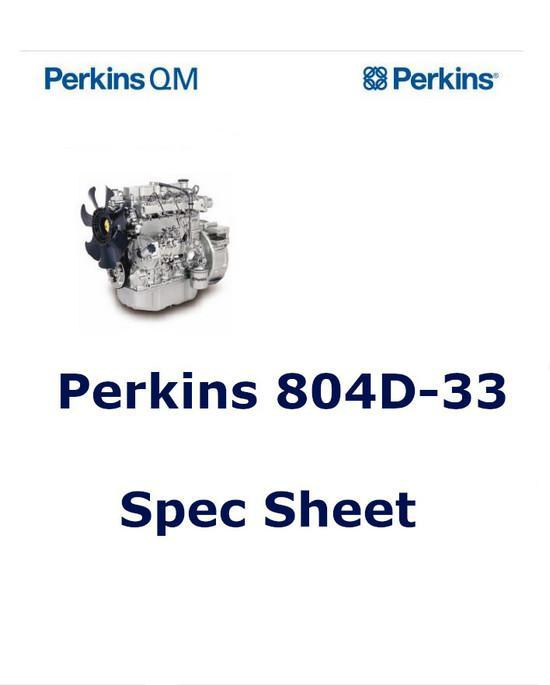 image Perkins 804d-33 spec sheet p1