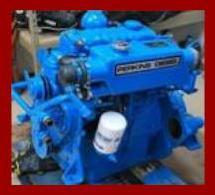 Perkins 4.108 marine engine