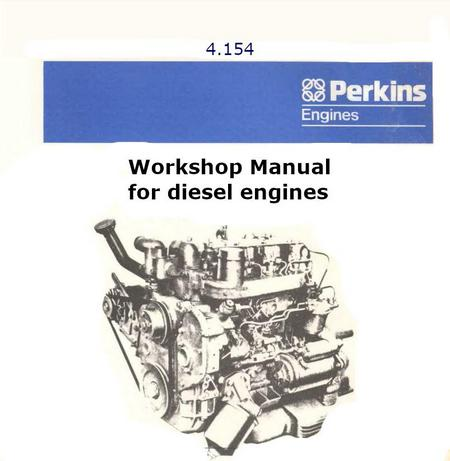 image Perkins 4.154 Workshop Manual p1