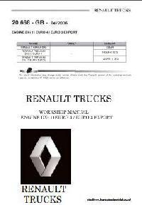 renault dxi11 engine specs bolt torques workshop manual rh barringtondieselclub co za